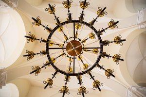 Žaslių Šv. Jurgio bažnyčia 4997 · interjeras