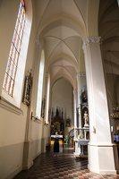 Žaslių Šv. Jurgio bažnyčia 4998 · interjeras