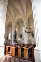 Žaslių Šv. Jurgio bažnyčia 4999 · interjeras