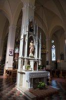 Žaslių Šv. Jurgio bažnyčia 5002 · interjeras