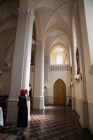 Žaslių Šv. Jurgio bažnyčia 5004 · interjeras
