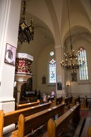 Žaslių Šv. Jurgio bažnyčia 5005 · interjeras