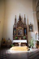 Žaslių Šv. Jurgio bažnyčia 5006 · interjeras