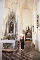 Žaslių Šv. Jurgio bažnyčia 5012 · interjeras