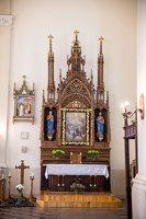 Žaslių Šv. Jurgio bažnyčia 5014 · interjeras