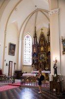 Žaslių Šv. Jurgio bažnyčia 5017 · interjeras