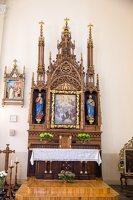 Žaslių Šv. Jurgio bažnyčia 5018 · interjeras
