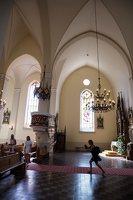 Žaslių Šv. Jurgio bažnyčia 5019 · interjeras