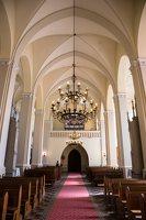 Žaslių Šv. Jurgio bažnyčia 5024 · interjeras