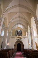 Žaslių Šv. Jurgio bažnyčia 5025 · interjeras