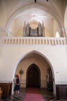 Žaslių Šv. Jurgio bažnyčia 5032 · interjeras