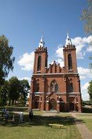 Žaslių Šv. Jurgio bažnyčia 5039