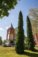 Žaslių Šv. Jurgio bažnyčia 5044 · šventorius