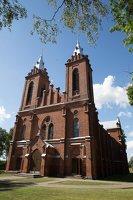 Žaslių Šv. Jurgio bažnyčia 5046