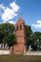 Skarulių Šv. Onos bažnyčia 5050 · varpinė
