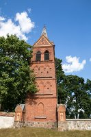 Skarulių Šv. Onos bažnyčia 5051 · varpinė