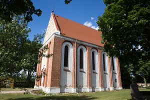 Skarulių Šv. Onos bažnyčia 5059