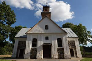 Upninkų Šv. arkangelo Mykolo bažnyčia 5079