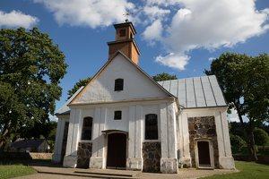 Upninkų Šv. arkangelo Mykolo bažnyčia 5080