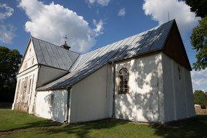 Upninkų Šv. arkangelo Mykolo bažnyčia 5085