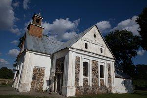 Upninkų Šv. arkangelo Mykolo bažnyčia 5089