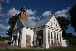 Upninkų Šv. arkangelo Mykolo bažnyčia 5090
