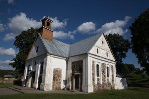 Upninkų Šv. arkangelo Mykolo bažnyčia 5091
