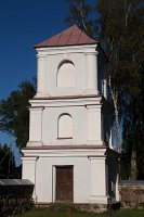 Čiobiškio Šv. Jono Krikštytojo bažnyčia · varpinė 5108