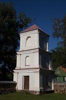 Čiobiškio Šv. Jono Krikštytojo bažnyčia · varpinė 5110