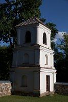 Čiobiškio Šv. Jono Krikštytojo bažnyčia · varpinė 5117