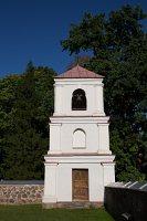 Čiobiškio Šv. Jono Krikštytojo bažnyčia · varpinė 5123