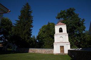 Čiobiškio Šv. Jono Krikštytojo bažnyčia · varpinė 5124