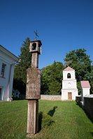 Čiobiškio Šv. Jono Krikštytojo bažnyčia · varpinė 5125
