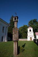 Čiobiškio Šv. Jono Krikštytojo bažnyčia · varpinė 5126