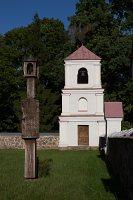 Čiobiškio Šv. Jono Krikštytojo bažnyčia · varpinė 5128