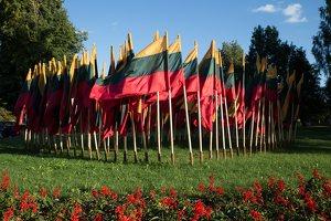 Musninkai · vėliavos nepriklausomybės šimtmečiui 5157