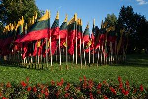 Musninkai · vėliavos nepriklausomybės šimtmečiui 5158