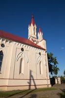 Musninkų Švč. Trejybės bažnyčia 5172