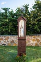 Musninkų Švč. Trejybės bažnyčia 5189 · šventorius