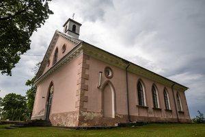 Sužionių Šv. Felikso Valua bažnyčia 5203