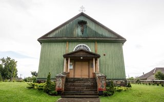 Pavoverės Šv. Kazimiero bažnyčia