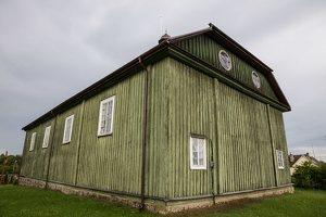 Pavoverės Šv. Kazimiero bažnyčia 5211