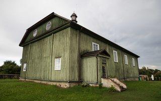 Pavoverės Šv. Kazimiero bažnyčia 5212
