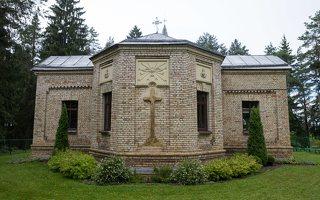 Pabradės Šv. Sergejaus Radonežiečio cerkvė 5219