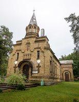 Pabradės Šv. Sergejaus Radonežiečio cerkvė 5223