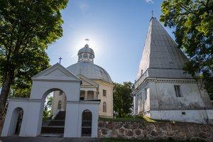 Buivydžiai · Šv. Jurgio bažnyčia ir Radziševskių koplyčia 5251