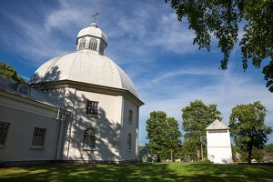 Buivydžių Šv. Jurgio bažnyčia 5266