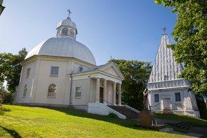 Buivydžiai · Šv. Jurgio bažnyčia ir Radziševskių koplyčia 5277