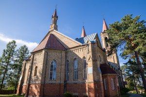 Lavoriškių Šv. Jono Krikštytojo bažnyčia 5295