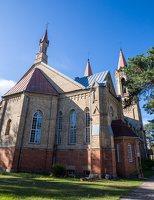 Lavoriškių Šv. Jono Krikštytojo bažnyčia 5296